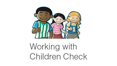 Working With Children Check - Apply Here