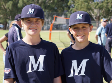 Pirates Represent Southern Mariners
